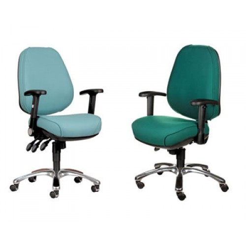 orthopaedia 6 office chair with height adjustable arms