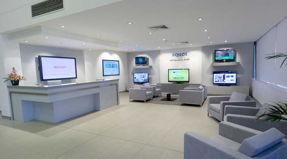 office reception area. how important is your office reception area e