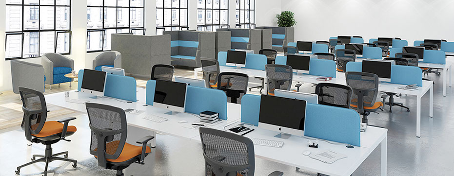 office furniture news the advantages of an open plan office layout